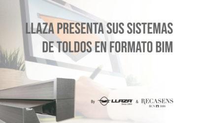 LLaza presenta sus sistemas de toldos en BIM - portada bimchannel2.png