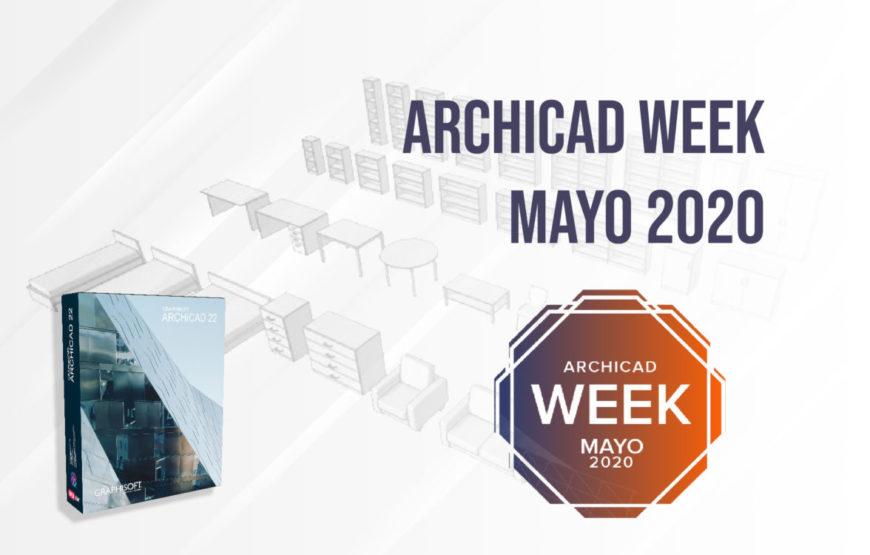Archicad Week Mayo 2020 - bimchannel foto portada