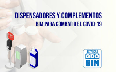 Dispensadores y complementos BIM para combatir el COVID-19 - bimchannel2