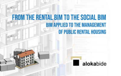 From the rental BIM to the social BIM- BIM applied to the management of public rental housing- bimchannel