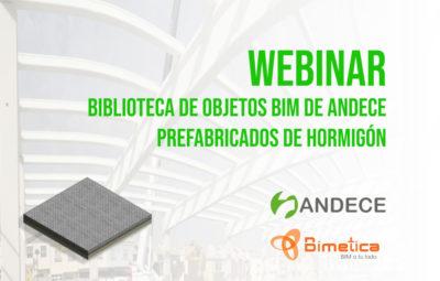 Webinar - Biblioteca de objetos BIM de ANDECE. Estandarización y Calidad de Datos - bimchannel poirtada