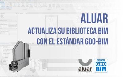 Aluar actualiza su biblioteca BIM con el Estándar GDO-BIM - foto portada bimchannel