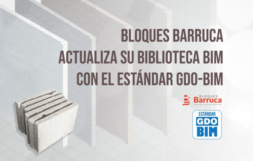 Bloques Barruca Actualiza su biblioteca BIM con el Estándar GDO-BIM foto portaqda bimchannel2