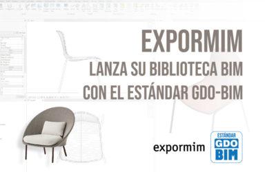 foto portada - Expormim lanza su Biblioteca BIM con el Estándar GDO-BIM - bimchannel