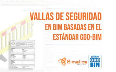 portada bimchannel - Vallas de seguridad en BIM basadas en el estándar GDO-BIM