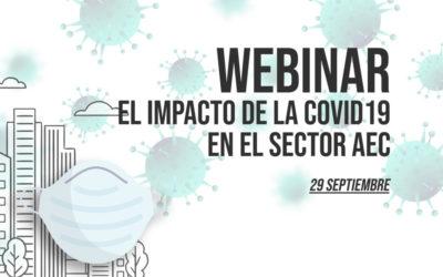 foto portada - Webinar El impacto de la COVID19 en el sector AEC