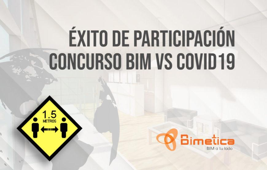 FOTO PORTADA- Éxito en Concurso BIM vs COVID19