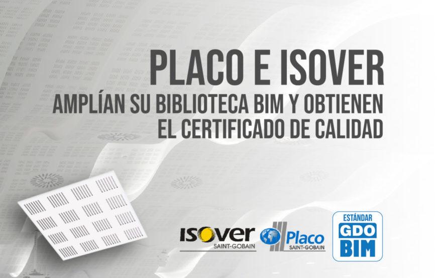 FOTO PORTADA - BIMCHANNEL - Placo e Isover amplían su biblioteca BIM y obtienen el certificado de calidad