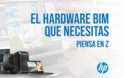 foto de portada - El hardware BIM que necesitas PIENSA en Z - HP