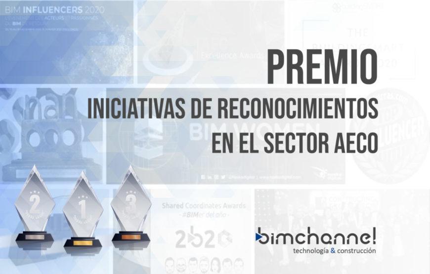 foto-portada-bimchannel-PREMIO- Iniciativas de reconocimientos en el sector AECO