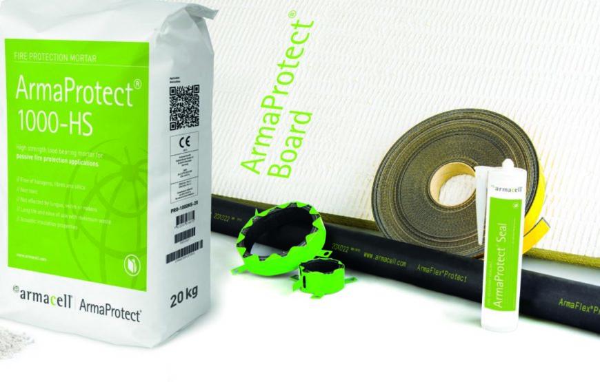 ArmaProtect nuevo producto de Armacell